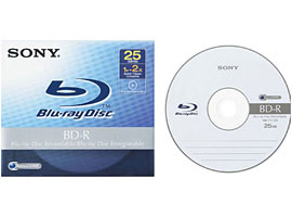 BNR25A-Data Storage Media-Blu-ray Disc