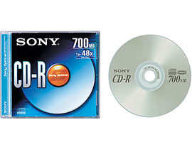 CDQ80S1-Data Storage Media-CDR