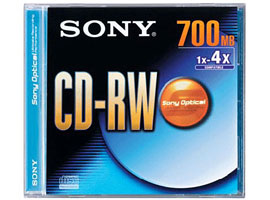 CDRW700C-Data Storage Media-CDR