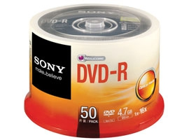 50DMR47S3TR-Data Storage Media-DVD