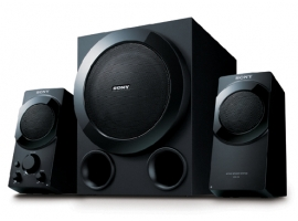 SRS-D8-2.1ch Speakers