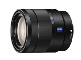 SEL1670Z-Interchangeable Lens-Carl Zeiss® Lens