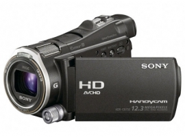 HDR-CX700E-Handycam® Camcorder-Flash / Memory Stick