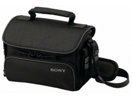 LCS-U10/B-Handycam® Accessories-Carrying Case