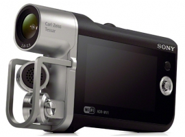 HDR-MV1/B-Music Video Recorder