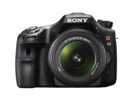 SLT-A65VL-Interchangeable Lens Camera-SLT-A65V