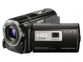 HDR-PJ30VE-Handycam® Camcorder-Flash / Memory Stick