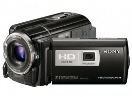 HDR-PJ50E-Handycam® Camcorder-Hard Disk Drive (HDD)