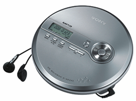 D-NE240/S-CD WALKMAN®