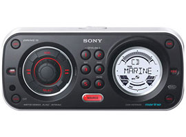 CDX-HS70MW-Marine & Outdoor Head Units
