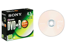 10DPR47S3-Data Storage Media-DVD