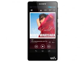 NWZ-F886/B-Walkman® Digital Media Players-F Series