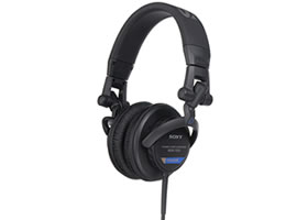 MDR-7505-Headphones-Sound Monitoring Headphones