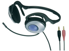 DR-G250DP-Headphones-PC Headset Headphones