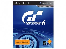 PS3GT6-Game Titles