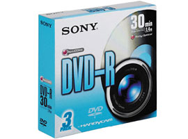3DMR30S1-Video Media-8cm DVD