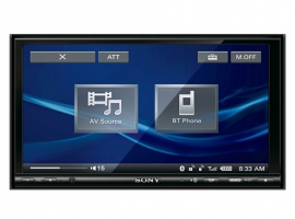 XAV-72BT-Xplod™ In Car Visual-AV Receiver