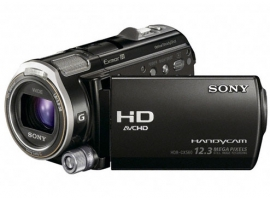 HDR-CX560-Handycam® Camcorder-Flash / Memory Stick