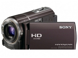 HDR-CX360E-Handycam® Camcorder-Flash / Memory Stick