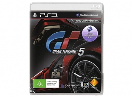 Gran Turismo Five-Game Titles