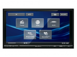 XAV-722-Xplod™ In Car Visual-AV Receiver