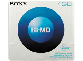HMD1GA-Audio Media-Minidisc