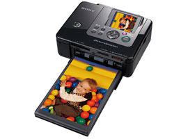DPP-FP70/B-Digital Photo Printer