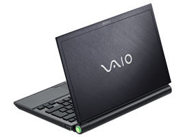 VGN-TZ18GN/X-VAIO™ Laptops & Computers-TZ Series