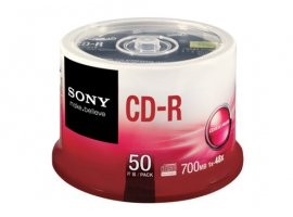 50CDQ80C-Data Storage Media-CDR