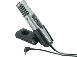 ECM-MS907-Microphone-Recording Microphones