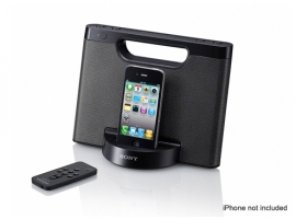RDP-M5iP-Audio Docks-iPod/iPhone Docks