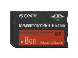 MS-HX8B-Memory Stick/SD Cards-Memory Stick PRO-HG Duo™