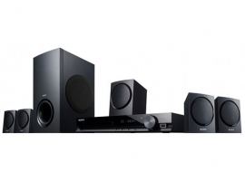 DAV-TZ135-DVD Home Theatre Systems