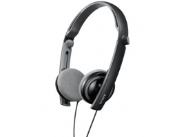 MDR-S40/B-Headphones-Sound Monitoring Headphones