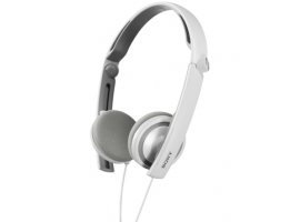MDR-S40/W-Headphones-Sound Monitoring Headphones
