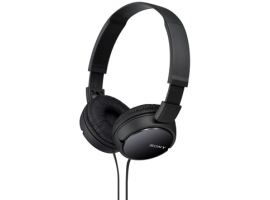 MDR-ZX110/B-Headphones-Sound Monitoring Headphones