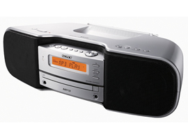 ZS-S50CP-CD / Radio / Cassette Player-CD Radio Player