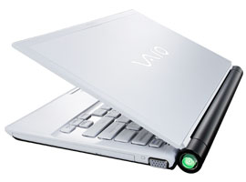 VGN-TZ26GN/W-VAIO™ Laptops & Computers-TZ Series