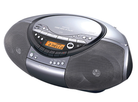 CFD-RS60CP-CD / Radio / Cassette Player-CD Radio Cassette Player
