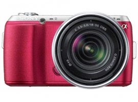 NEX-C3K/P-Interchangeable Lens Camera-NEX-C3