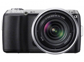 NEX-C3K/B-Interchangeable Lens Camera-NEX-C3