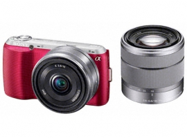 NEX-C3D/P-Interchangeable Lens Camera-NEX-C3