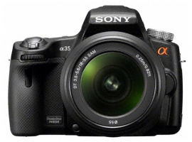 SLT-A35K-Interchangeable Lens Camera-SLT-A35