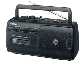 CFM-10-CD / Radio / Cassette Player-Radio Cassette Player