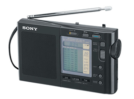 ICF-SW40-Radio-World Band Radio