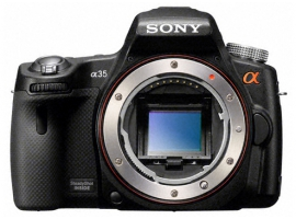 SLT-A35-Interchangeable Lens Camera-SLT-A35