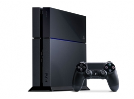 PS4™ 500GB Black without Camera-PlayStation®4-Console