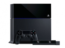 PS4™ 500GB Black with Camera-PlayStation®4-Console