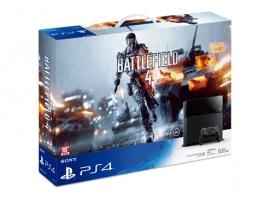 Battlefield 4 Bundle Pack-PlayStation®4-Console