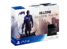 Killzone™ Shadow Fall Bundle Pack-PlayStation®4-Console